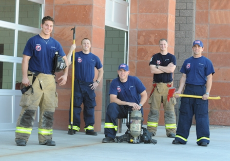 Fire Station 602 Crews