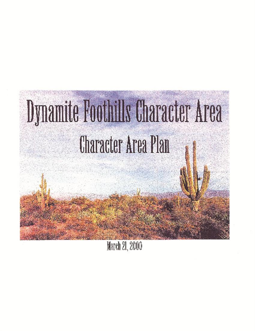Dynamite Foothills