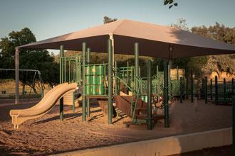 Cactus Park Playground
