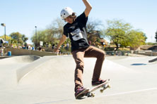 Wedge Skate Competition