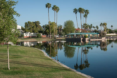 Eldorado Park Lake