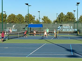 Scottsdale Ranch Park Tennis Center