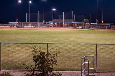Thompson Peak Park Ball Field