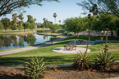 Vista del Camino Park
