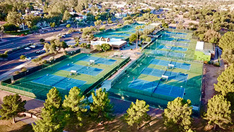 Scottsdale Ranch Park Tennis Center