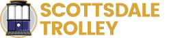 Logo for the Scottsdale Trolley