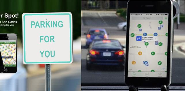 Streetline Parking App