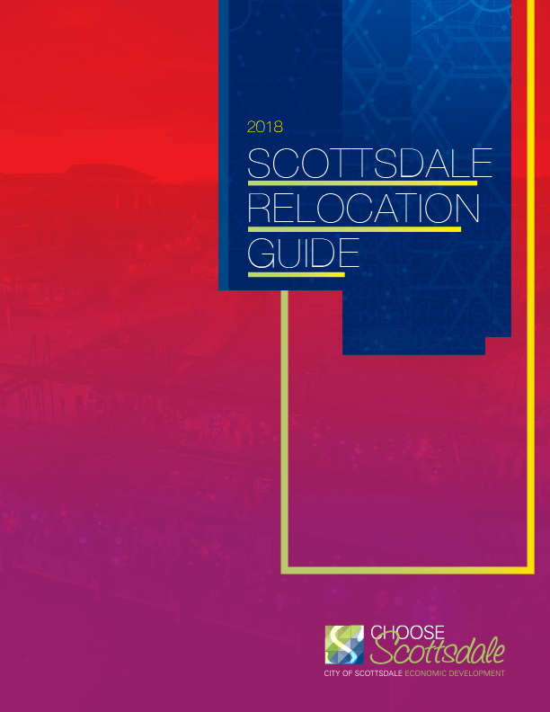 2018 Scottsdale Relocation Guide Cover