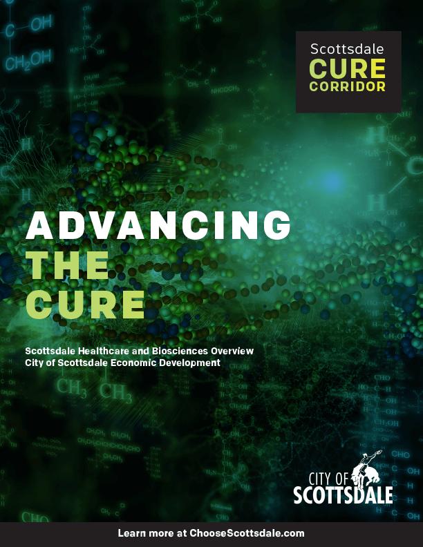 Cure Corridor Brochure