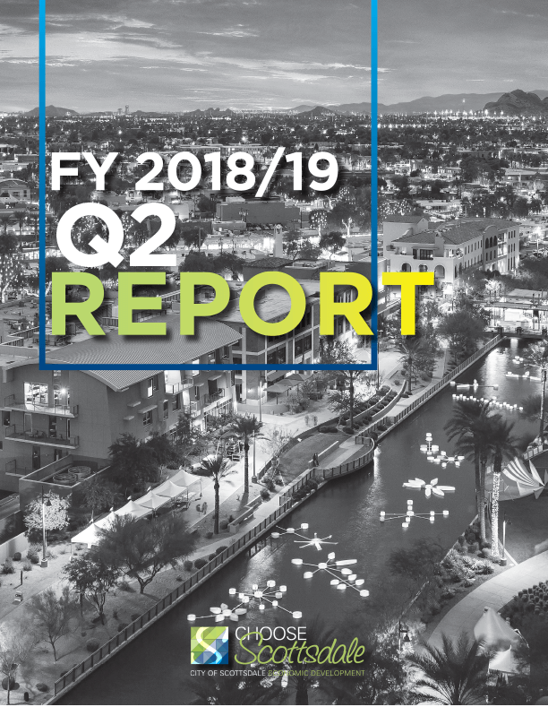 FY201819 Q2 Report Cover image