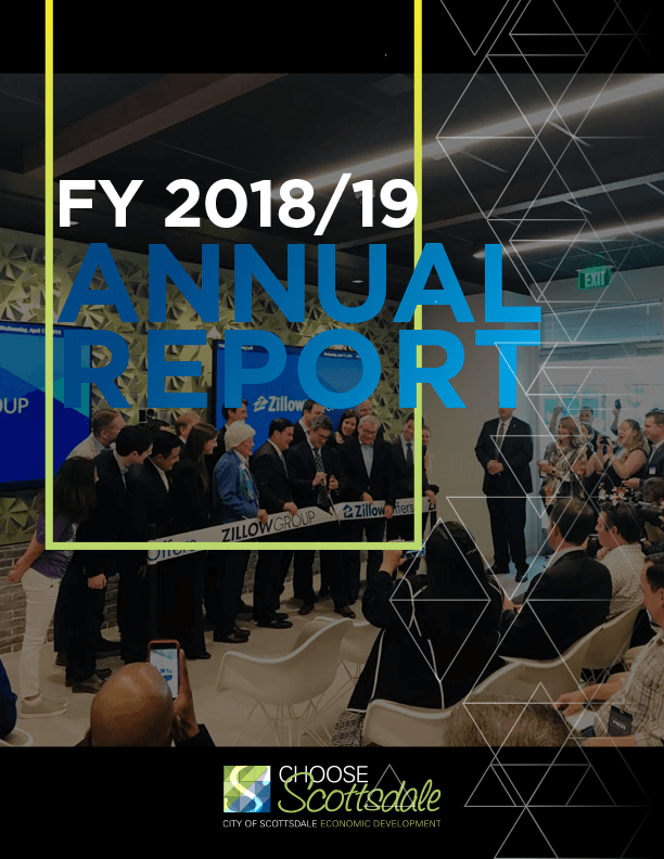 Cover for FY 2018-19 Annual Report