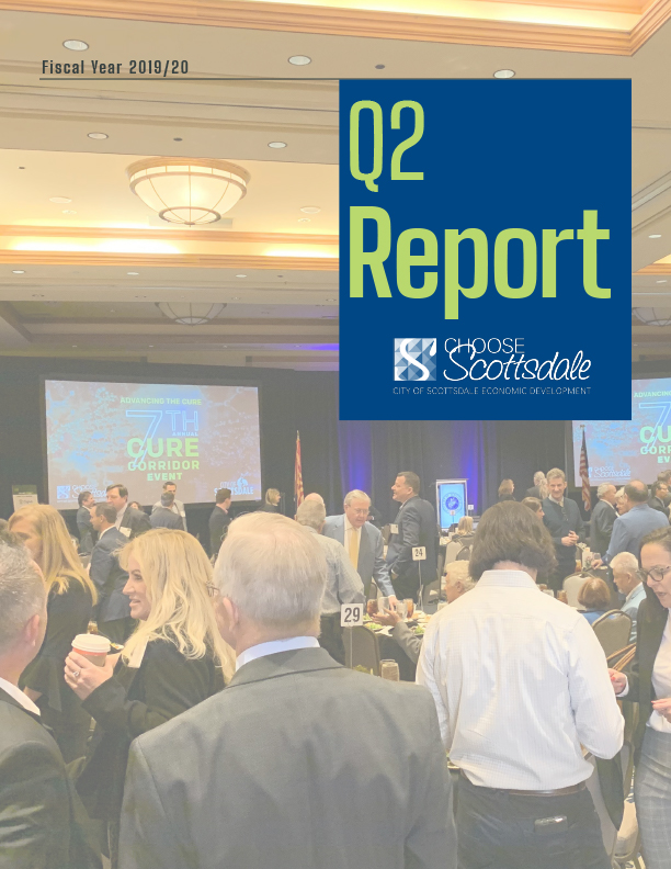 FY201920 Q2 Report cover