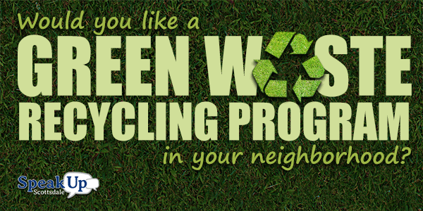 Green Waste Recycling Program