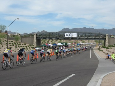 Bike Race  - Scottsdale