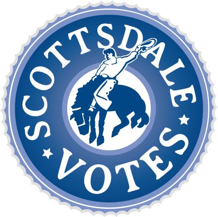 City Of Scottsdale Election Information - Us map electoral votes 2016 unfilled