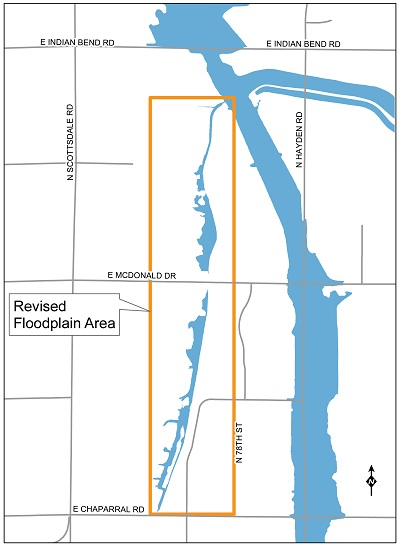 City of Scottsdale - Flood map changes save residents money