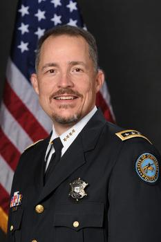 Police Chief Jeff Walther