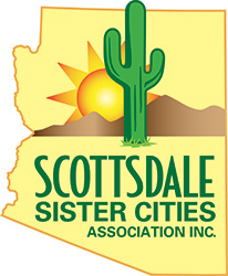 Scottsdale Sister Cities logo