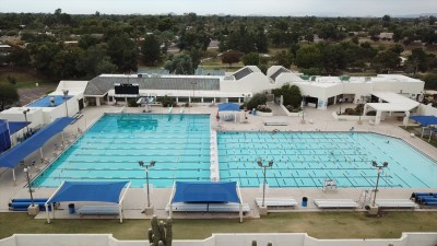 City of scottsdale cactus aquatic fitness center - Pools on the park swimming lessons ...