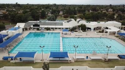 City Of Scottsdale Cactus Aquatic Fitness Center