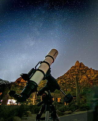 Pinnacle Peak Astronomy