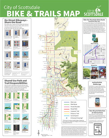 City of Scottsdale - Trolley Map My Route Car on art route map, travel route map, my white colorado map, cats route map, my europe trip map,