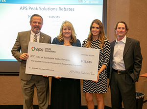 APS Peak Solutions rebate 2018