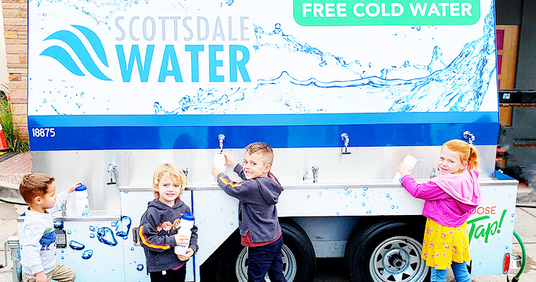 City of Scottsdale - Water Department
