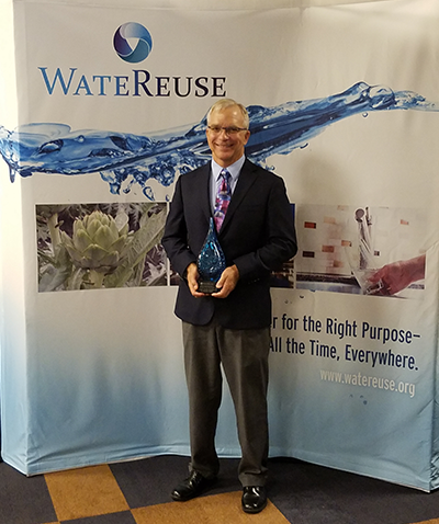WateReuse award 2017