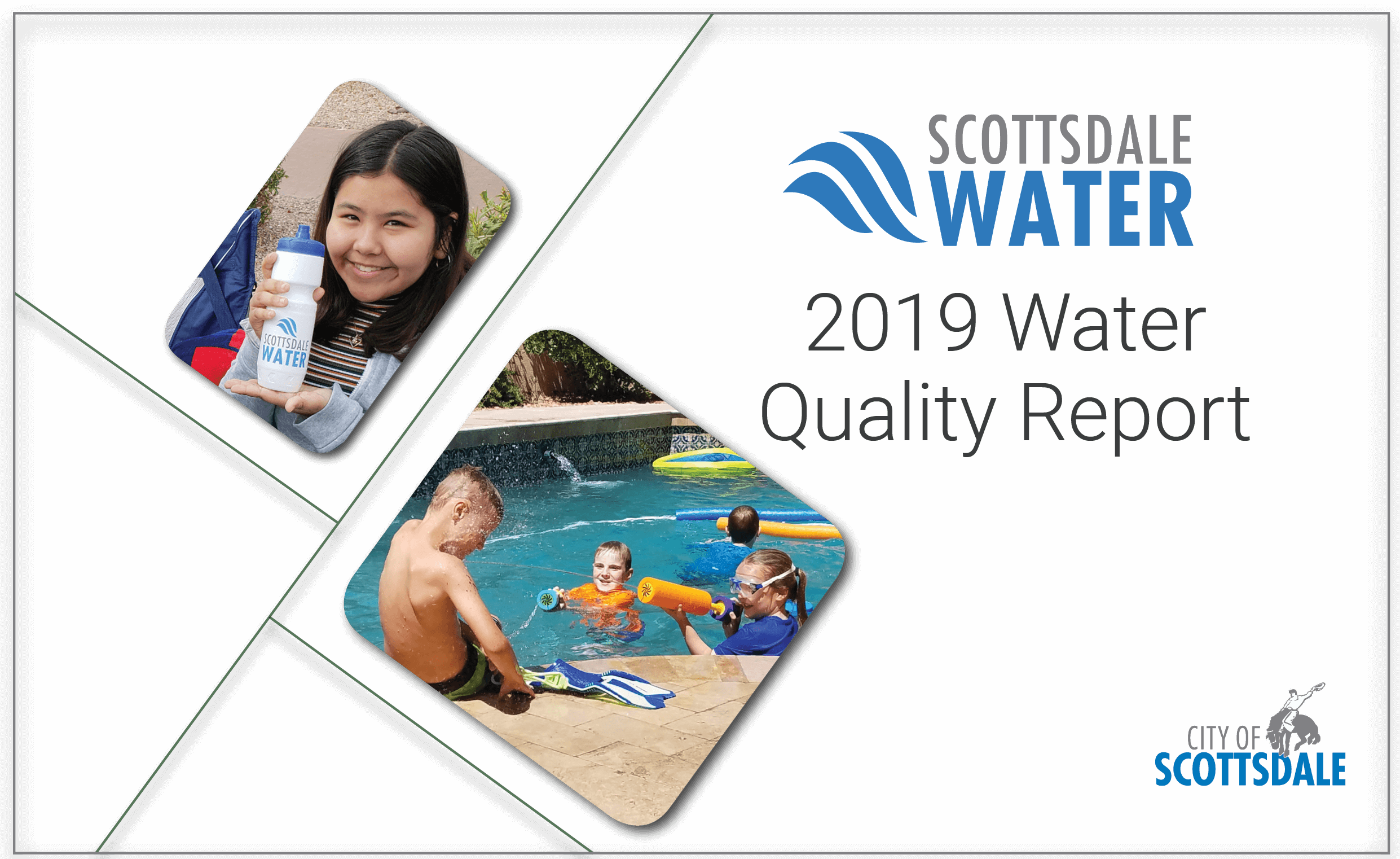 Water Quality Report 2019 cover