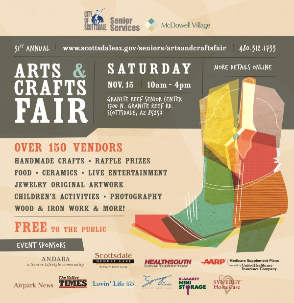 31st annual Arts  Crafts Fair